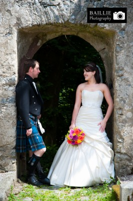 Wedding Photographer Wigtownshire