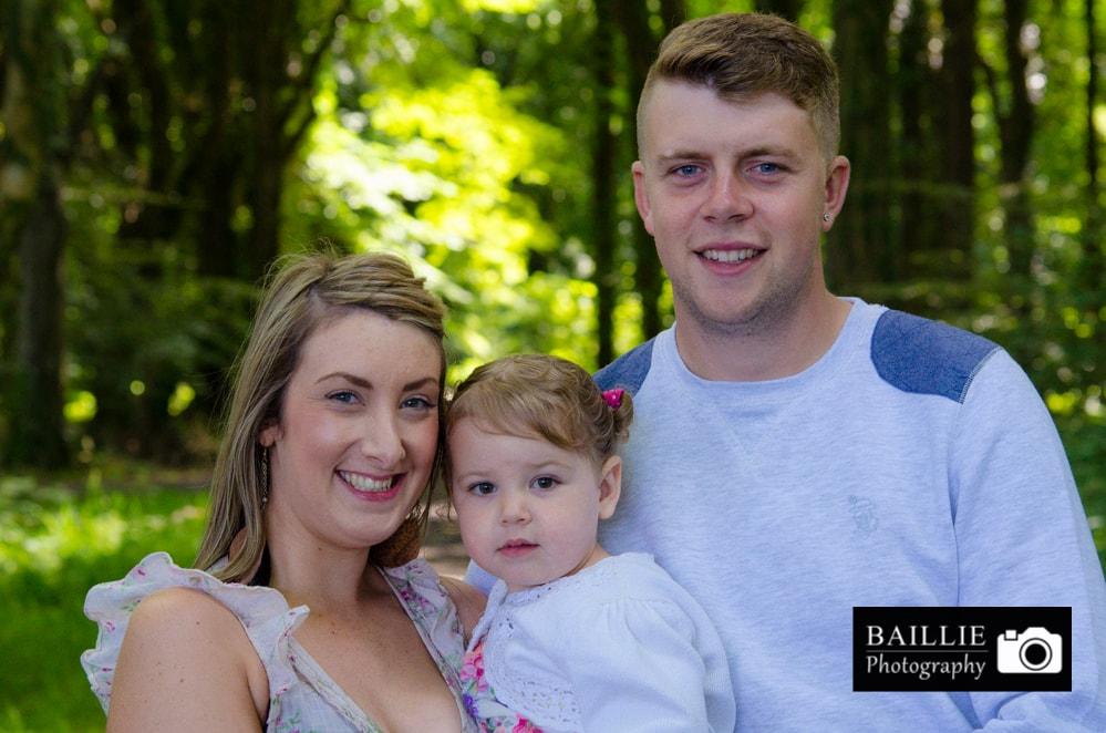 Family Portrait Photography Newton Stewart