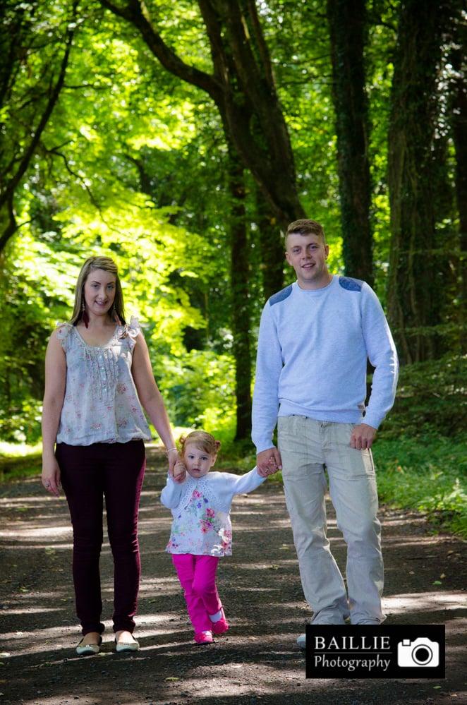 Family Portrait Photography Stranraer