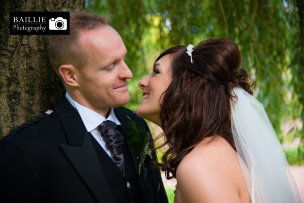 Wedding photographer Dumfries