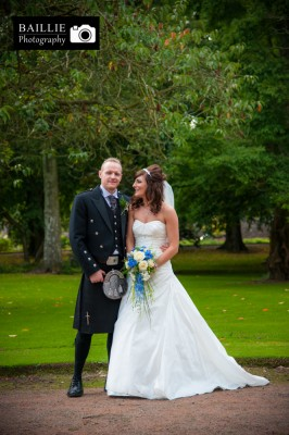 Easterbrook Hall Wedding