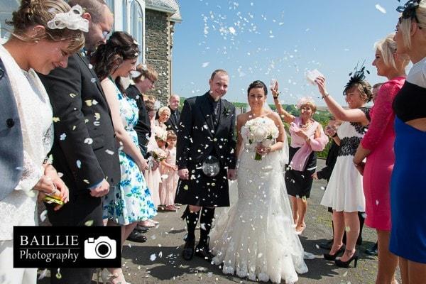Fernhill Hotel Wedding