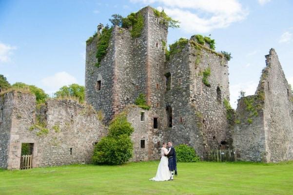 Castle Kennedy Wedding