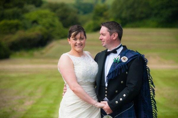 Lochinch Castle Wedding