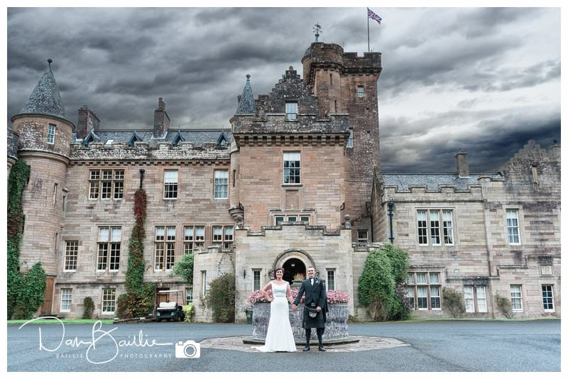 Wedding at Glenapp Castle