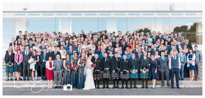 Racecourse Wedding