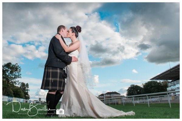 Hamilton Racecourse Wedding