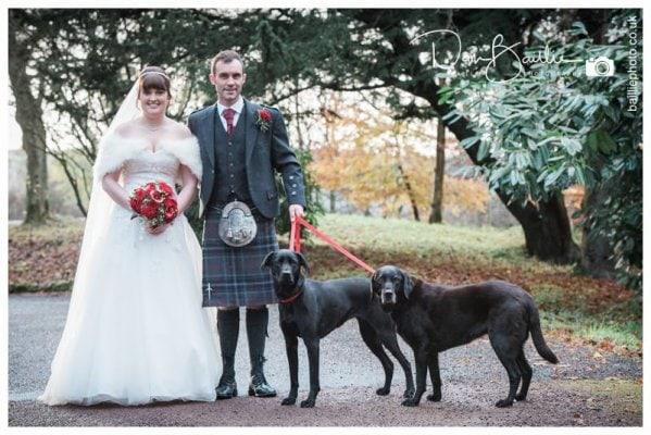 Lanarkshire Wedding