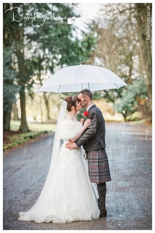 Wedding in Lanark