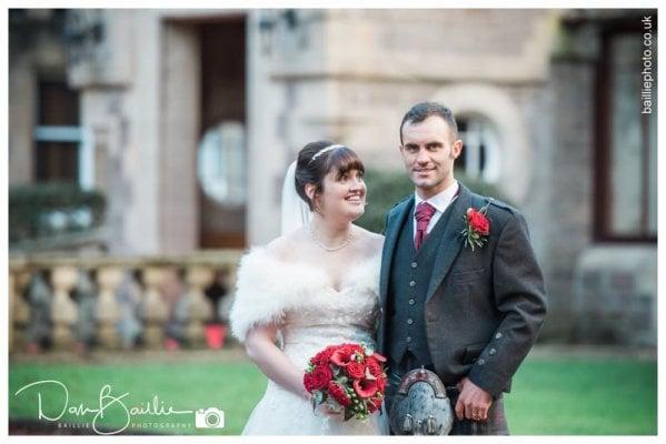 Cartland Bridge Wedding