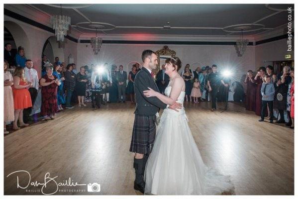 Lanark Wedding