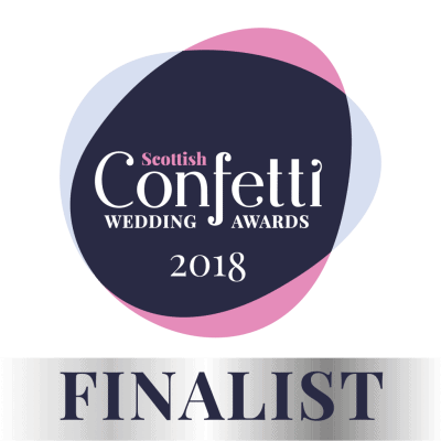 Confetti awards finalist