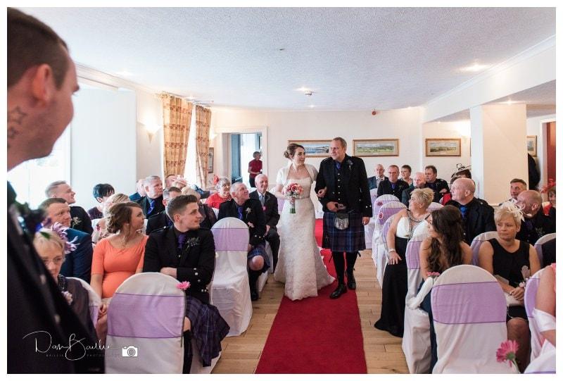 Brides Entrance