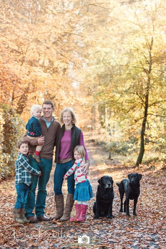 Autumn Family Photoshoot