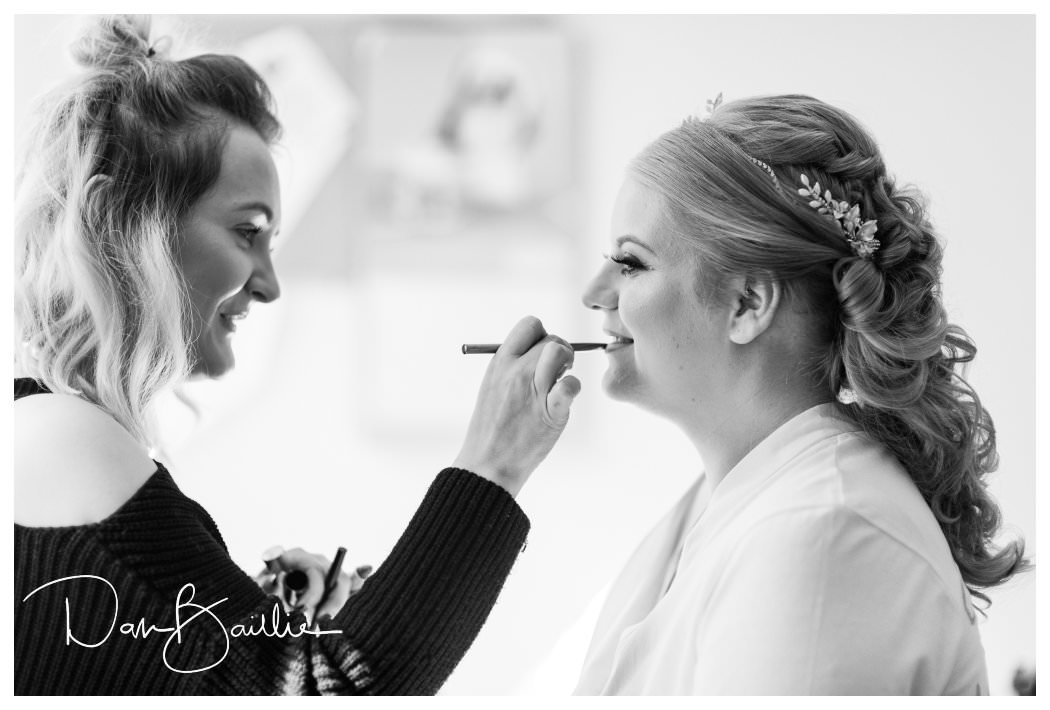 Bridal Make Up in Dumfries