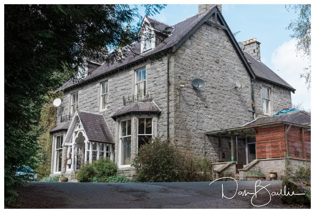 Clonyard House Hotel in Dalbeattie