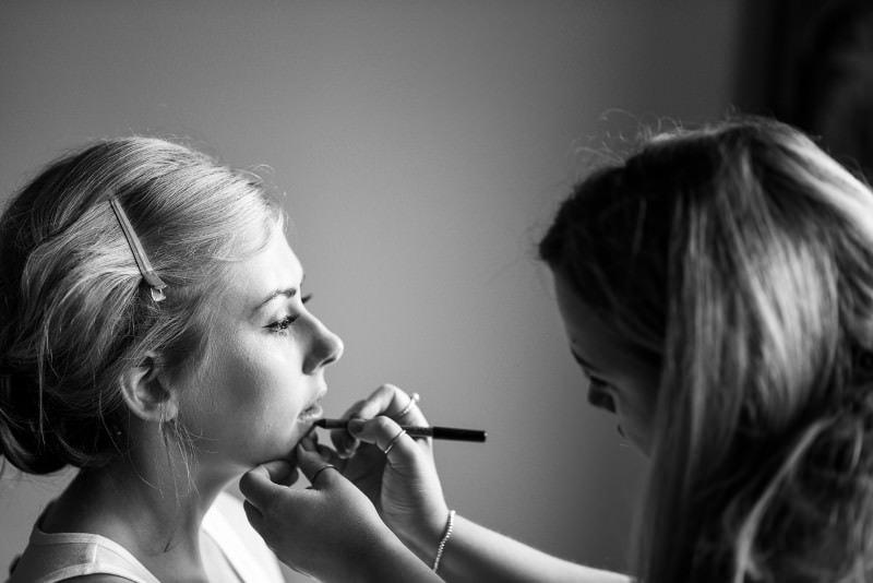 brial makeup