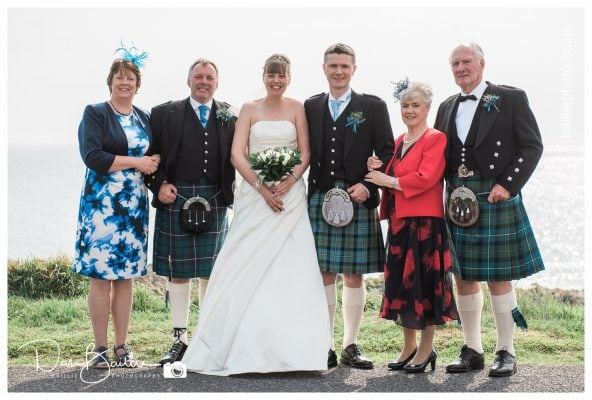 wedding guests portpatrick