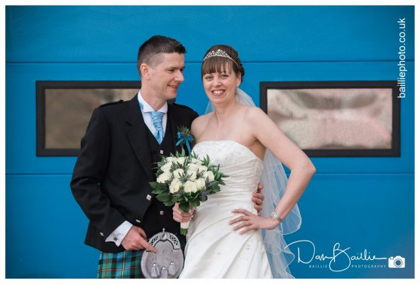 wedding photographer portpatrick