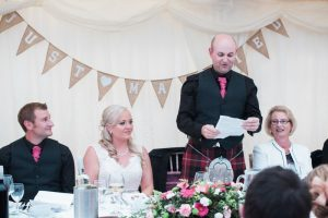 wedding day speeches at cocoa bean