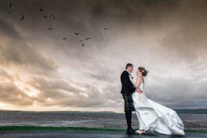 loch ryan stranraer wedding photograph