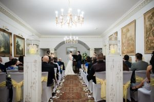 wedding at north west castle