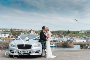 wedding car dumfries and galloway