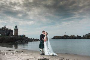 portpatrick wedding photographs