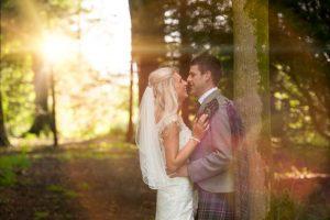 threave garden wedding photographs