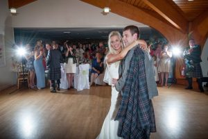 first dance at threave gardens
