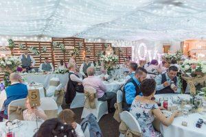 green valley wedding reception