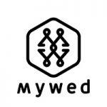 my wed logo