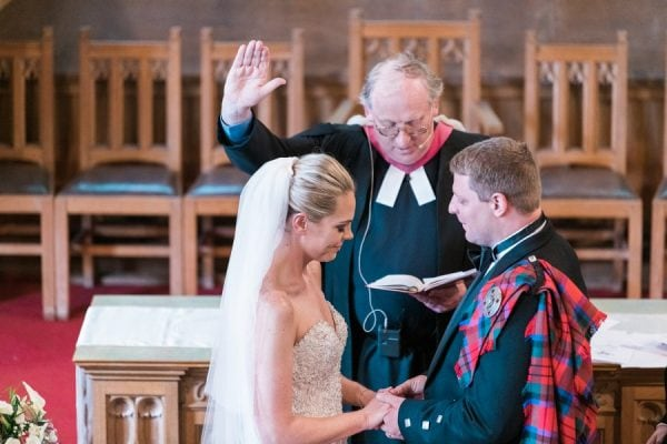 Wedding Vows at Portpatrick