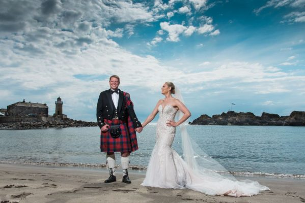 Wigtownshire Wedding in Scotland