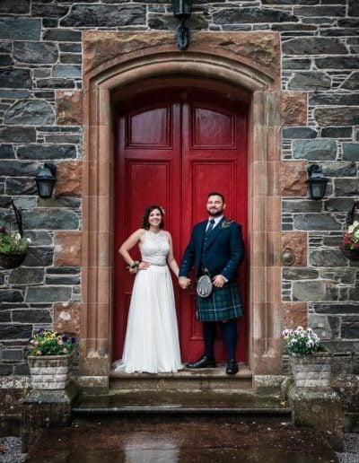 Machamore Castle Wedding