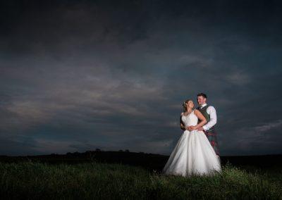 Wigtownshire Farm Wedding