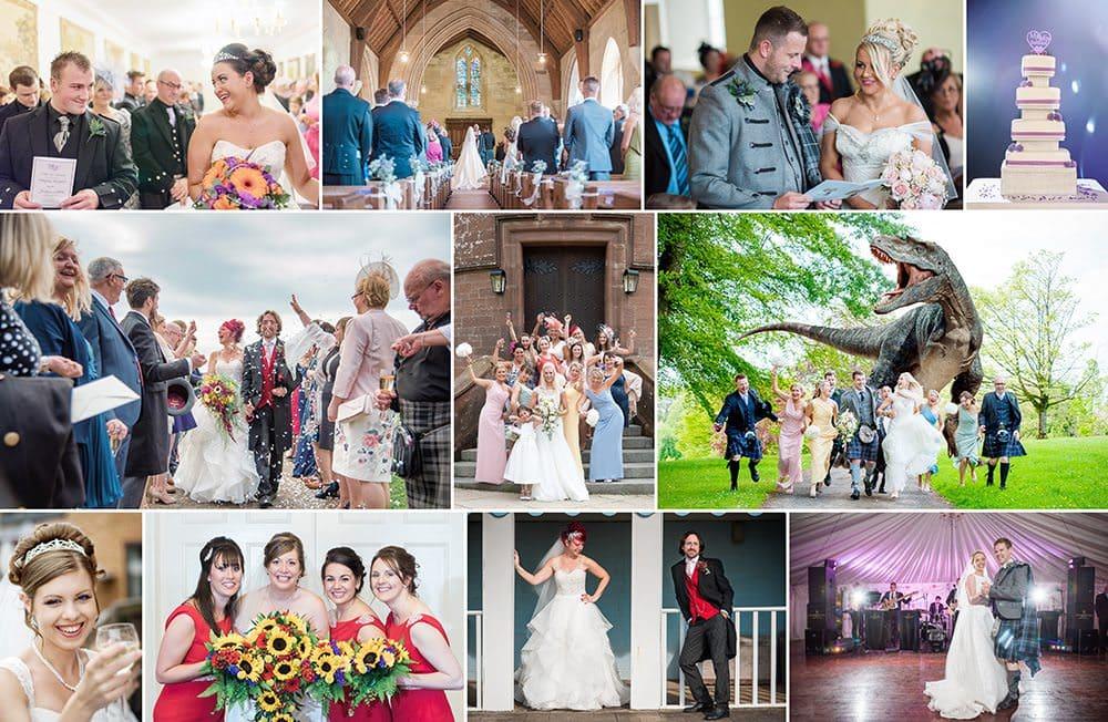 dumfries wedding photography