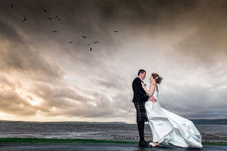 stranraer wedding photographer