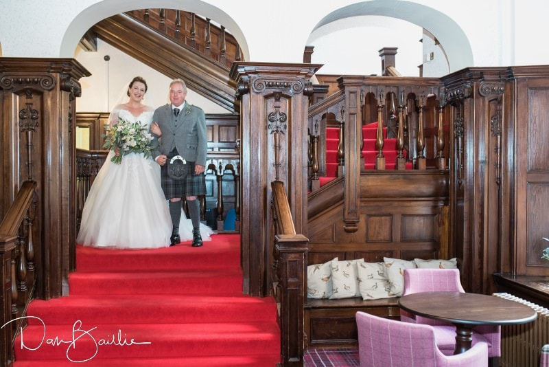 friars carse wedding