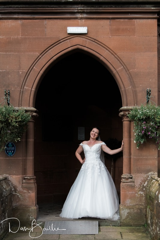 bride at friars carse